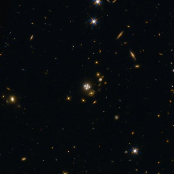 lente-gravitazionale
